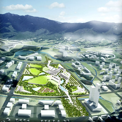 Vantaggi della nuova architettura sostenibile edifici for Case architettura