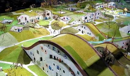 Architettura sostenibile tetti e coperture verdi 5 for Architettura giardini