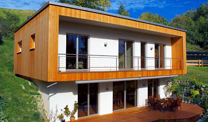 Casa passiva aumenta la popolarit della nuova tecnologia - Casa passiva milano ...