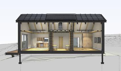 Una casa prefabbricata open source un progetto d for Strumento di progettazione del layout di casa