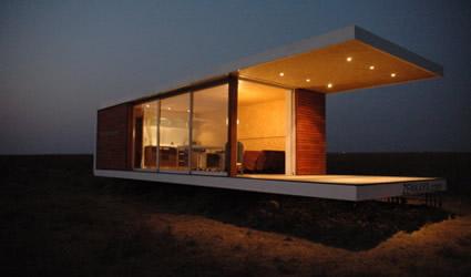 Casa Prefabbricata Design : Una casa prefabbricata non è sempre la risposta ad una vita