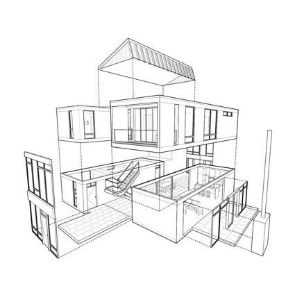 Una casa prefabbricata non sempre la risposta ad una for Architettura moderna case