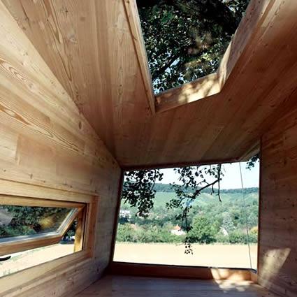 Una casa sull albero fra lusso stile di vita e soluzione for Case alla ricerca di cottage