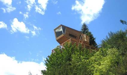 Una Casa Sull Albero Fra Lusso Stile Di Vita E Soluzione
