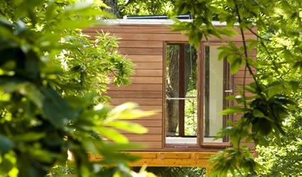 Una casa sull albero fra lusso stile di vita e soluzione costruttiva il design innovativo di - Casa sull albero progetto ...