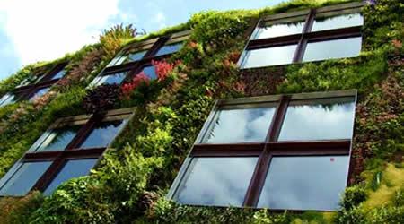 Architettura sostenibile giardini verticali avanti forme for Architettura giardini