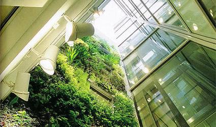 Giardini verticali moda segno di un epoca o simbolo di for Architettura giardini