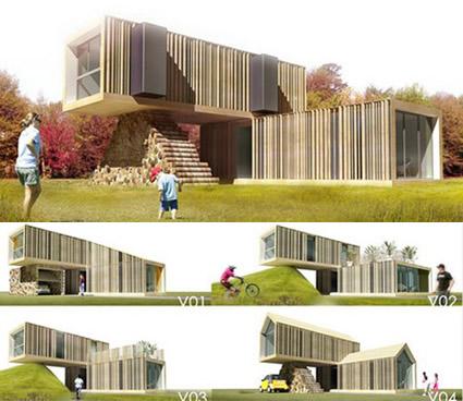 Una casa prefabbricata non sempre la risposta ad una - Costo costruzione casa prefabbricata ...