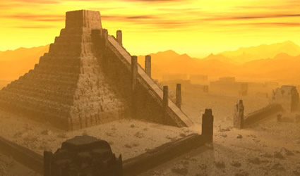 Ziggurat La Piramide Da 1 Milione Di Persone A Dubai
