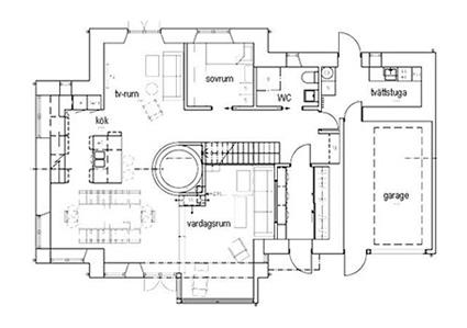 Casa attiva villa akarp architettura sostenibile dalla for Costruisci il tuo progetto di casa
