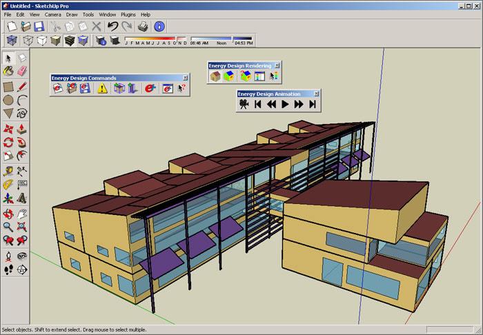 Openstudio e google sketchup come accelerare la for Software di progettazione di edifici per la casa gratuito