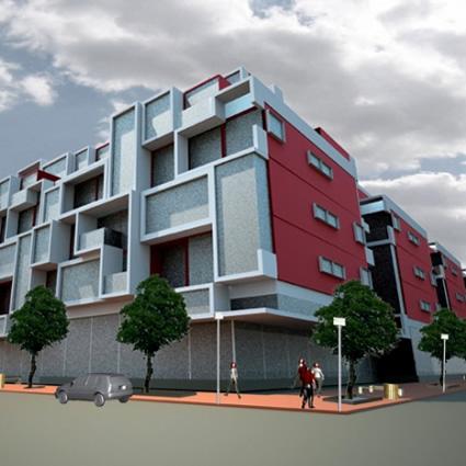 Architecture and technology unit di misura nell 39 architettura for Case di architettura spagnola