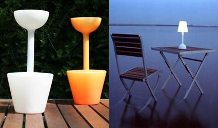 Tecnologia Verde: Bloom Day Light, una lampada da tavolo ad energia solare pe...