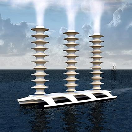 Geoingegneria soluzioni concrete ed efficaci per un - Specchi riflettenti luce solare ...