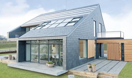La prima casa attiva in danimarca dalle case passive la - Agevolazioni costruzione prima casa ...