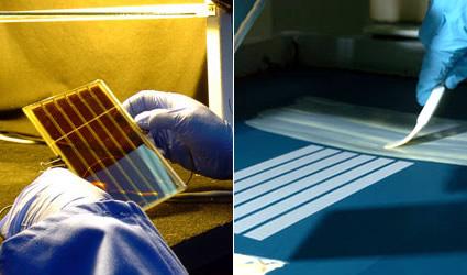 Le celle solari di vetro il fotovoltaico trasparente per le finestre delle nostre case le - Finestre con pannelli solari ...