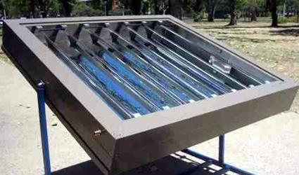 Concentratori solari fotovoltaici ancora una nuova for Schema impianto solare termico fai da te