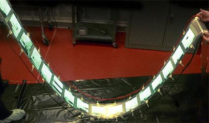 oled, oled illuminazione, organic light emitting diode, organic light emitting diode oled, oled organic light emitting diode, general electric, efficienza illuminazione, oled luce