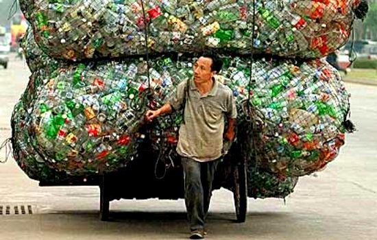 10 modi e per riciclare riciclare e riciclare for Linee d acqua in plastica vs rame