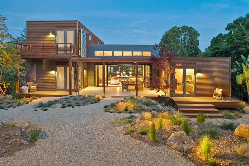 Il futuro delle case prefabbricate fra crisi economica e for Green eco homes