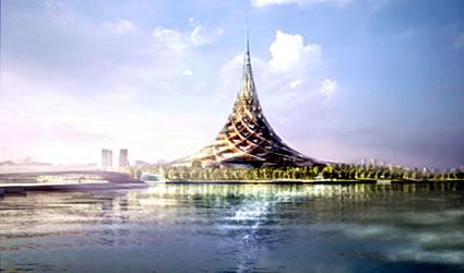 architettura_sostenibile_crystal_island_mosca_1