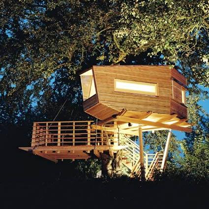 Una Casa Sull\'Albero, fra Lusso, Stile di Vita e Soluzione ...