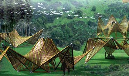 casa_pieghevole_bambu_casa_sostenibile_bambu_architettura_sostenibile_bambu_casa_pieghevole_bambu_1