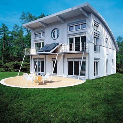 la prima casa attiva in danimarca dalle case passive la