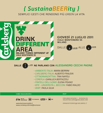 sustainabeerity, carlsberg, sustainabeerity carlsberg, carlsberg sustainabeerity, birra e sostenibilità