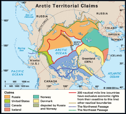 scioglimento dei ghiacci, riarmo polo nord, scioglimento polo nord, riarmo circolo polare artico