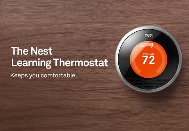 termostato, nest labs, nest termostato, termostato labs, cronotermostato nest labs