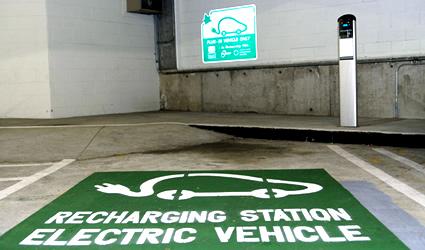 auto elettriche, city carshare