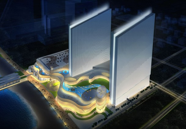 casino green, green casino, revel casino, revel casino atlantic city, icrete, egm green
