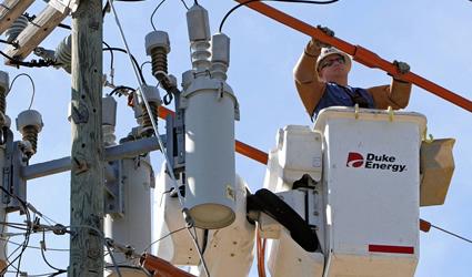 smart grid, duke energy smart grid