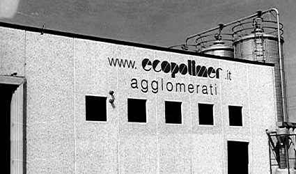 ecopolimer, riciclo, ecopolimer agglomerati, ecopolimer gomma