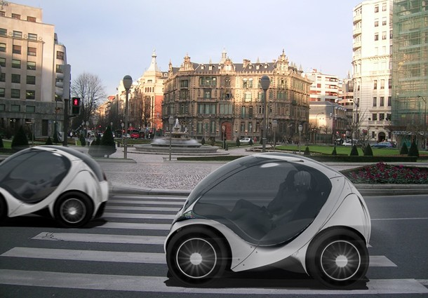 hiriko, car sharing, hiriko car sharing