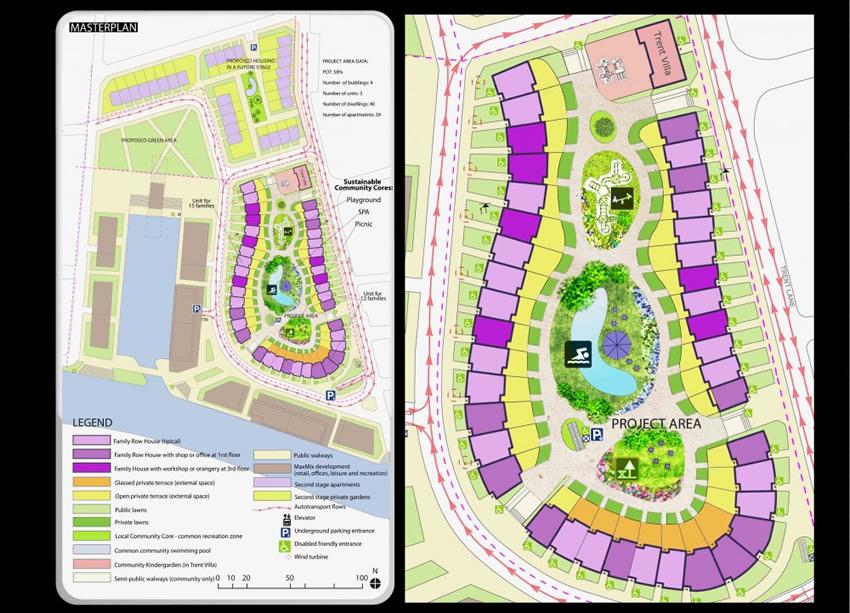 solver london, case passive, sviluppo urban sostenibile, riqualificazione urbana sostenibile
