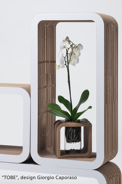 ToBe, Caporaso Design