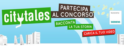 concorso city tales, smart cities,