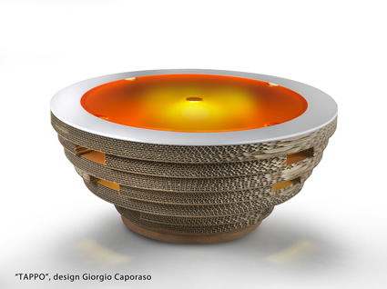 Tappo, Caporaso Design
