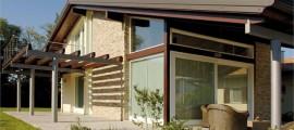 casa zero barriere, biohaus