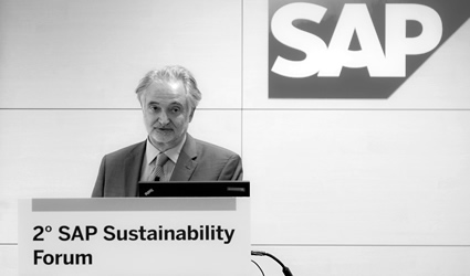 Jacques Attali_SAP Sustainability Forum