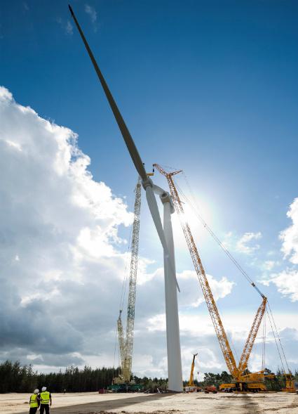 Siemens Rotore 154m
