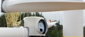 Siemens turbiuna eolica