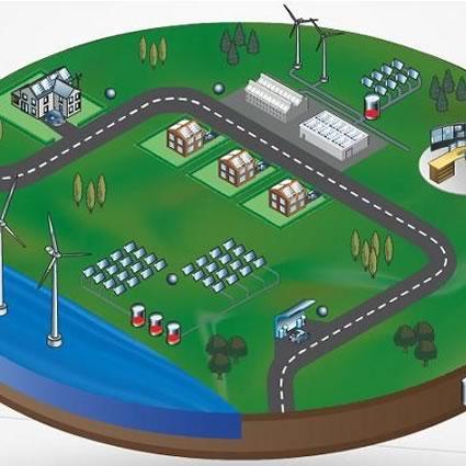 smart grid alstom, smart grid