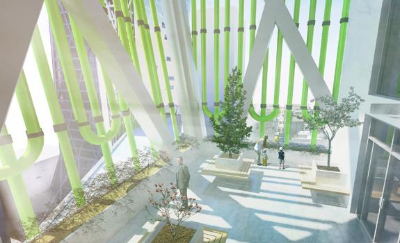 alghe mangia smog, CO2ngress Gateway