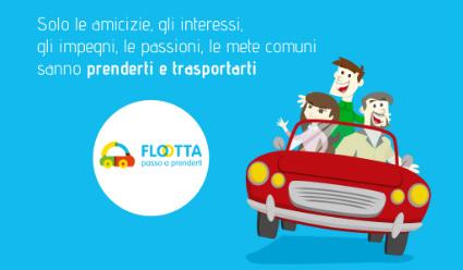 carpooling flootta