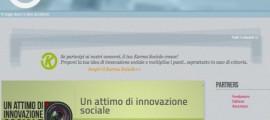 concorso un attimo di innovazione sociale