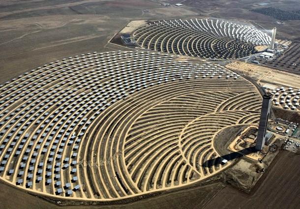 desertec, energia sahara