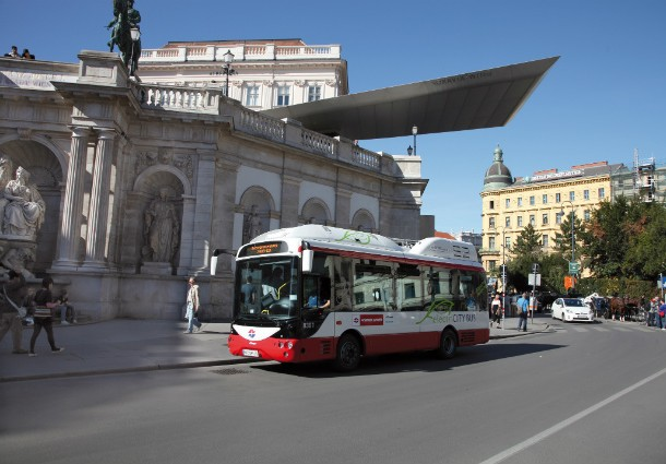 eBus Vienna